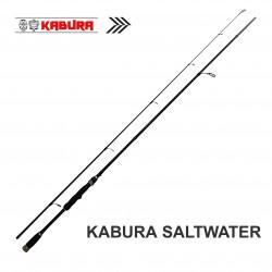 KABURA SALTWATER 2.40 MT 10-40 GR SPIN KAMIŞ