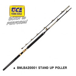 TICA STAND UP ROLLER 6.6 50-80 LB