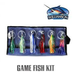 WILLIAMSON GAME FISH KIT 6