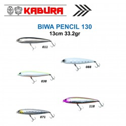 KABURA BIWA PENCIL EXCLUSIVE 130 SAHTE BALIK