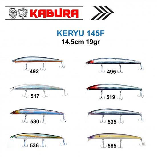 KABURA KERYU 145F