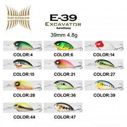 LUREFANS EXCAVATOR E39 3.9CM 4.8G  SAHTE BALIK