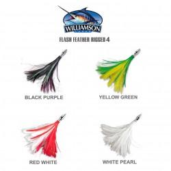 WILLIAMSON FFR 4 FLASH FEATHER RIGGED 4